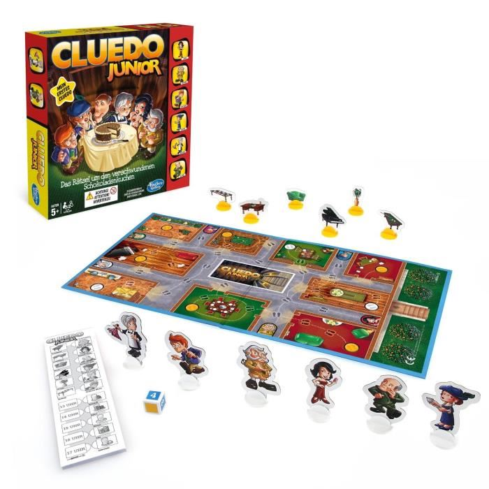cluedo-junior