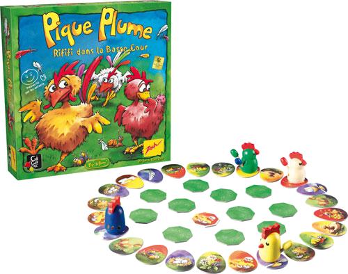 PIQUE PLUMES