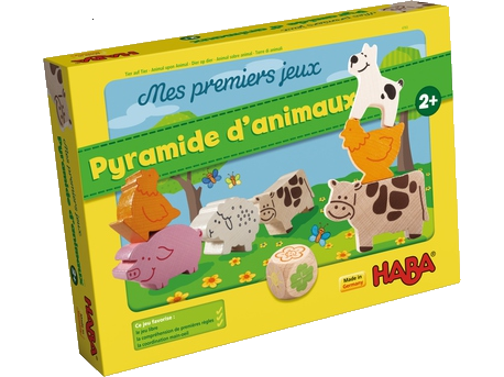 Pyramide des animaux