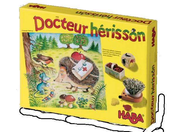 docteur herisson