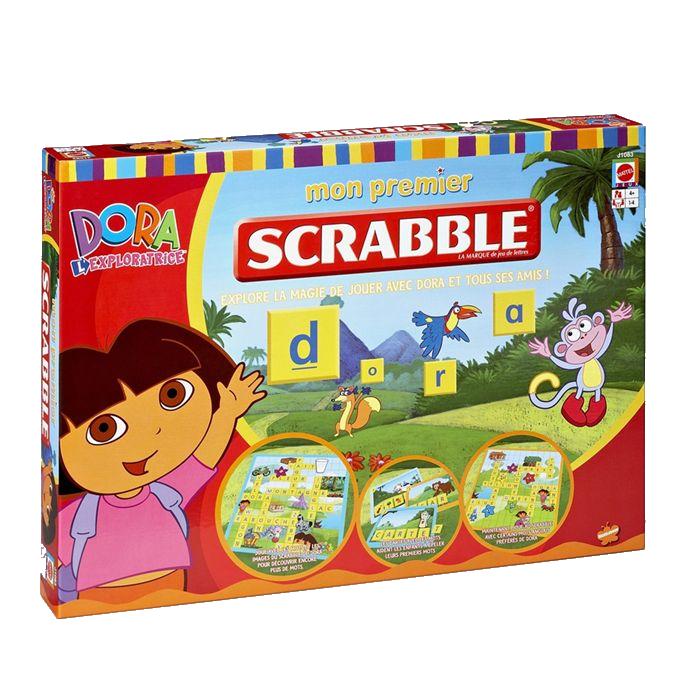 premier scrabble dora