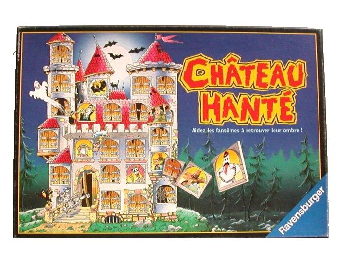 chateau hanté