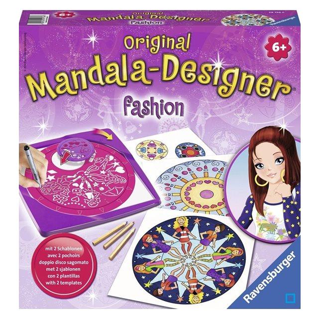 mandala designer fashion
