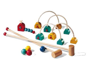 croquet chenilles