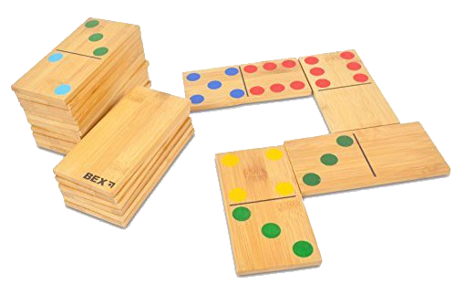 domino bois 3700