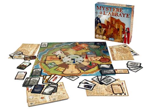 mystère a l'abbaye