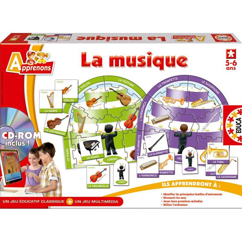 apprenon la musique educa